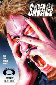 Savage #2 (2008) Steve Niles Image comic book